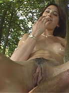 Outdoor frolic and fuck